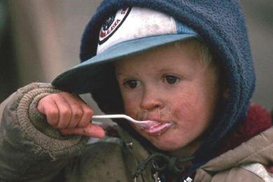 Boy&nbsp;with&nbsp;Spoon